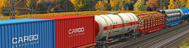 Logistics-Intermodal-Rail